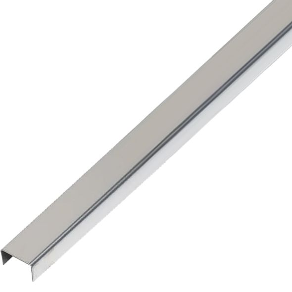 Listel-Dhinox-Acero-430-Brillante-3-cm-LA30