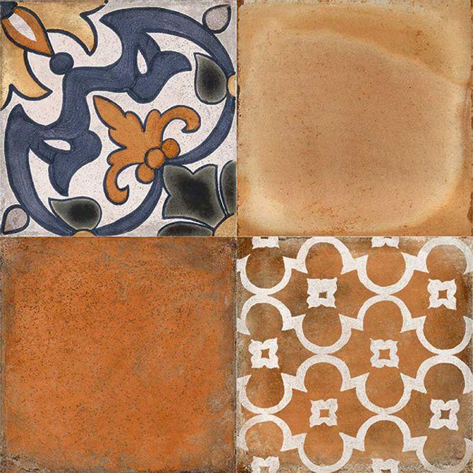 Ceramica-Cotto-Malva-Deco-Scop-33x33